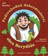 Obálka knihy Podivuhodná dobrodružství obra Burydáše