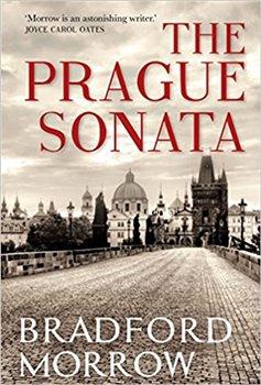 Obálka titulu The Prague Sonata