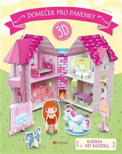Domeček pro panenky 3D model - Nadia Fabris