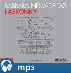 Laskonky, mp3 - Barbara Nesvadbová