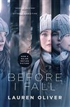 Obálka knihy Before I Fall, film tie-in
