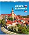 Obálka knihy Nástěnný kalendář Česká republika 2019