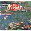 Obálka knihy Nástěnný kalendář Claude Monet 2019