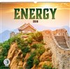 Obálka knihy Nástěnný kalendář Energie 2019