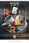 Obálka knihy Nástěnný kalendář Renders – Filip Hodas 2019