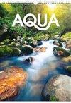 Obálka knihy Nástěnný kalendář Voda 2019