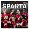 Obálka knihy Poznámkový kalendář AC Sparta Praha 2019