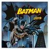 Obálka knihy Poznámkový kalendář Batman 2019