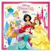 Obálka knihy Poznámkový kalendář Princezny 2019