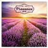 Obálka knihy Poznámkový kalendář Provence 2019, voňavý