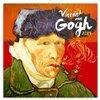 Obálka knihy Poznámkový kalendář Vincent van Gogh 2019