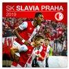 Obálka knihy Poznámkový kalendář SK Slavia Praha 2019