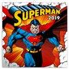 Obálka knihy Poznámkový kalendář Superman 2019