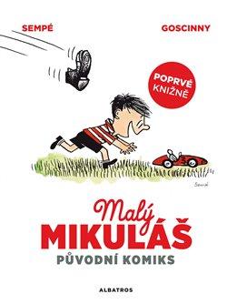 Obálka titulu Malý Mikuláš: původní komiks