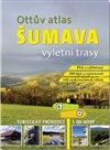 Obálka knihy Ottův atlas výletní trasy Šumava