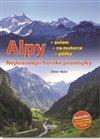 Obálka knihy Alpy - Nejkrásnější horské průsmyky