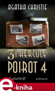 3x Hercule Poirot 4 - Agatha Christie e-kniha