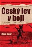 Obálka knihy Český lev v boji