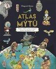Obálka knihy Atlas mýtů - Mýtický svět bohů