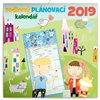 Obálka knihy Rodinný plánovací kalendář 2019