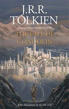 Obálka titulu The Fall of Gondolin