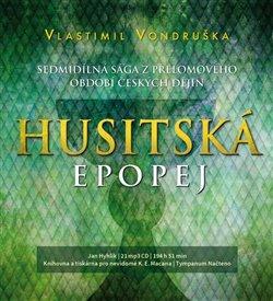 Obálka titulu Husitská epopej