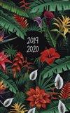 Obálka knihy 18měsíční diář Petito – Tropic 2019/2020