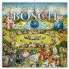 Obálka knihy Poznámkový kalendář Hieronymus Bosch, 2020, 30 × 30 cm