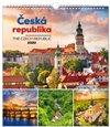 Obálka knihy Nástěnný kalendář Česká republika 2020, 30 × 34 cm