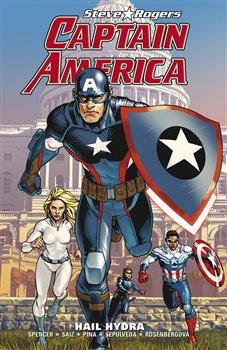 Obálka titulu Captain America: Steve Rogers: Hail Hydra