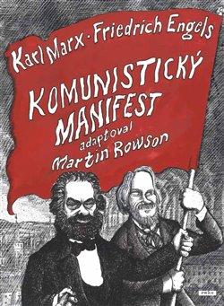 Obálka titulu Komunistický manifest