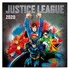 Obálka knihy Poznámkový kalendář Justice League 2020, 30 × 30 cm
