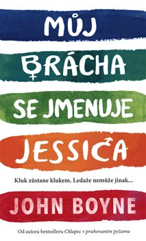 Obálka titulu Můj brácha se jmenuje Jessica