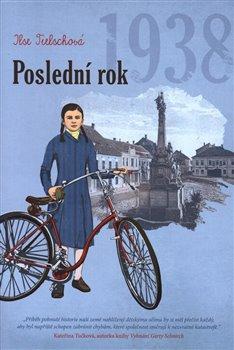 Obálka titulu Poslední rok 1938