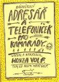 Básničkový adresář a telefoníček pro kamarády - obálka