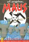 Maus II. - obálka