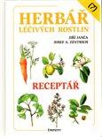 Herbář léčivých rostlin 7. - Receptář - obálka
