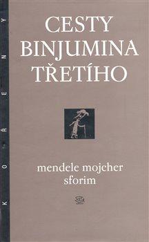 Obálka titulu Cesty  Binjumina Třetího