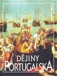 Dějiny Portugalska - obálka
