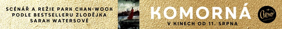 Premiéra filmu Komorná na motivy knížky Sarah Watersové Zlodějka.