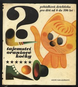 Našla se oranžová kočka. Chcete ji?