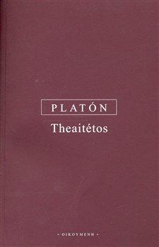 Obálka titulu Theaitétos