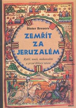Obálka titulu Zemřít za Jeruzalém