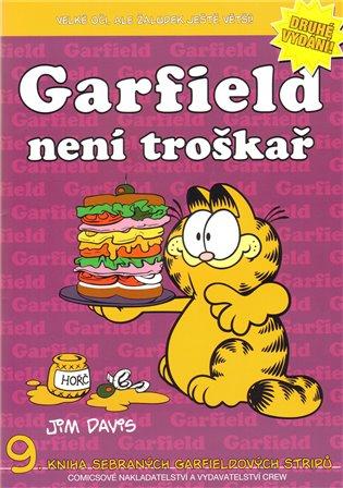 Garfield není troškař:Garfield 9. - Jim Davis | Replicamaglie.com