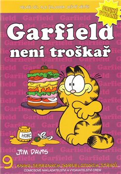 Obálka titulu Garfield není troškař