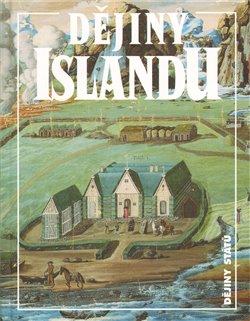 Obálka titulu Dějiny Islandu