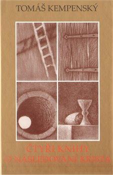 Obálka titulu Čtyři knihy o následování Krista