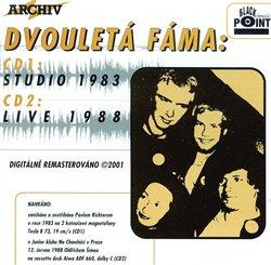 Obálka titulu Studio 1983 & Live 1988