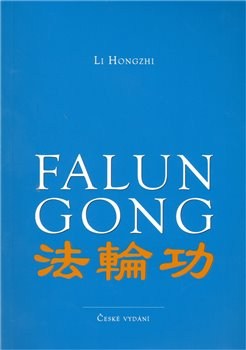 Obálka titulu Falun Gong