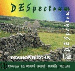 Obálka titulu DESpectrum//DESpektrum + CD
